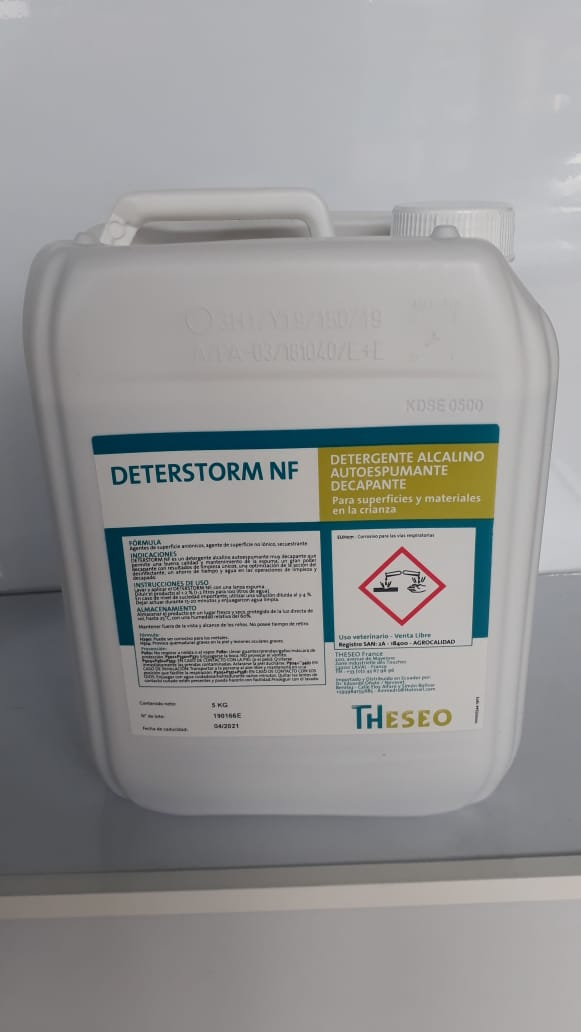 dlkagropecuaria DETERSTROM NF